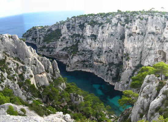 Parc National des Calanques, Bouches du Rhône